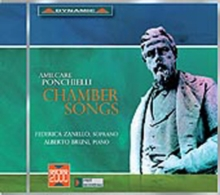 Amilcare Ponchielli: Chamber Songs, CD / Album Cd