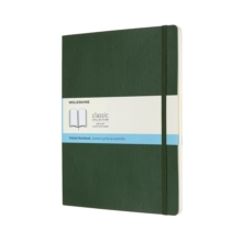 EXTRA LARGE DOTTED SOFTCOVER NOTEBOOK MY, Paperback Book