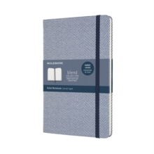 BLEND 2020 LARGE RULED NOTEBOOK: HERRING,  Book