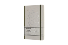 Moleskine Time Notebook Limited Collection Green Large Ruled Notebook Hard, Paperback Book