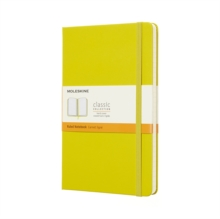 Moleskine Dandelion Yellow Notebook Large Ruled Hard, Paperback Book