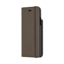 Moleskine Earth Brown Iphone 10 Booktype Case, Paperback Book