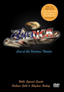 America: Live at the Ventura Theatre, DVD  DVD