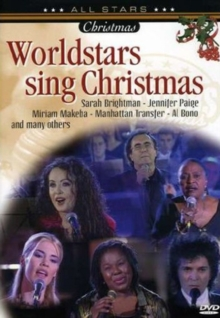World Stars Sing Christmas, DVD  DVD