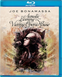 Joe Bonamassa: An Acoustic Evening at the Vienna Opera House, Blu-ray  BluRay