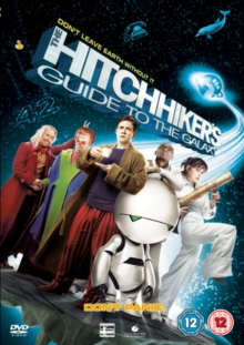 The Hitchhiker's Guide to the Galaxy, DVD DVD