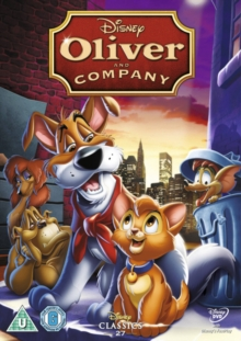 Oliver and Company, DVD  DVD
