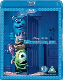 Monsters, Inc., Blu-ray  BluRay