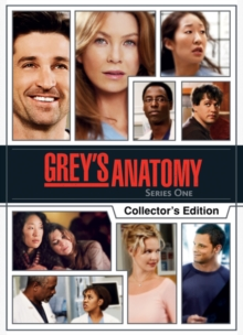 Grey's Anatomy: Complete First Season, DVD  DVD