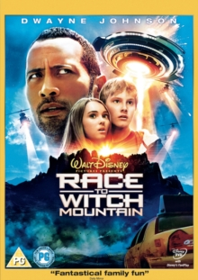 Race to Witch Mountain, DVD  DVD