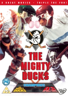 The Mighty Ducks Trilogy, DVD DVD