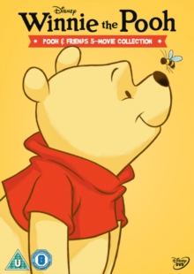 Winnie the Pooh: Pooh & Friends - 5-movie Collection, DVD DVD