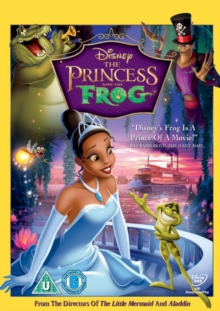 The Princess and the Frog, DVD DVD