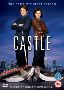 Castle: The Complete First Season, DVD  DVD