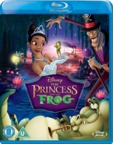 The Princess and the Frog, Blu-ray BluRay