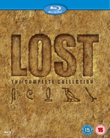 Lost: The Complete Seasons 1-6, Blu-ray  BluRay