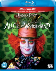 Alice in Wonderland, Blu-ray  BluRay