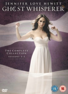 Ghost Whisperer: The Complete Collection, DVD DVD