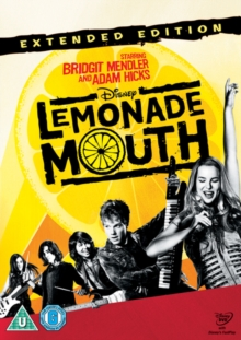 Lemonade Mouth: Extended Edition, DVD DVD