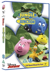 Jungle Junction, DVD  DVD