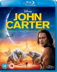 John Carter, Blu-ray  BluRay