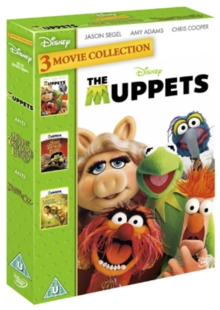 The Muppets/Muppet Treasure Island/The Muppets' Wizard of Oz, DVD DVD