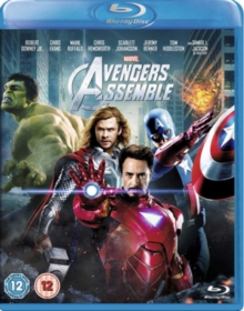 Marvel Avengers Assemble, Blu-ray  BluRay
