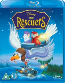 The Rescuers, Blu-ray BluRay