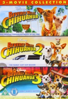 Beverly Hills Chihuahua: 3-movie Collection, DVD DVD