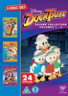 Ducktales: Second Collection, DVD  DVD