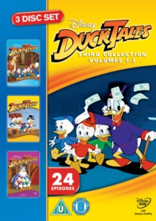 Ducktales: Third Collection, DVD  DVD