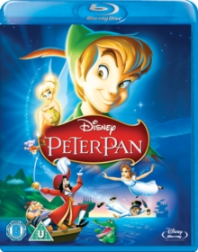 Peter Pan (Disney), Blu-ray  BluRay