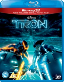 TRON: Legacy, Blu-ray  BluRay