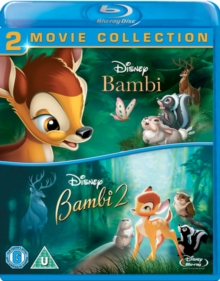 Bambi/Bambi 2 - The Great Prince of the Forest, Blu-ray  BluRay