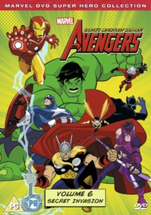 The Avengers - Earth's Mightiest Heroes: Volume 6, DVD DVD