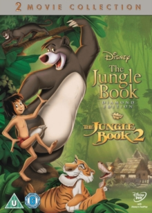 The Jungle Book 1 and 2 (Disney), DVD DVD