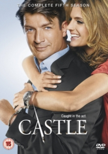 Castle: The Complete Fifth Season, DVD  DVD