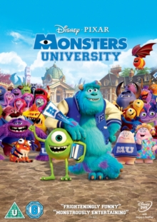 Monsters University, DVD  DVD