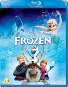 Frozen, Blu-ray  BluRay