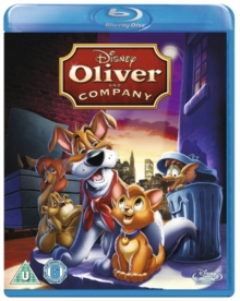 Oliver and Company, Blu-ray  BluRay