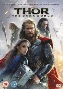 Thor: The Dark World, DVD  DVD