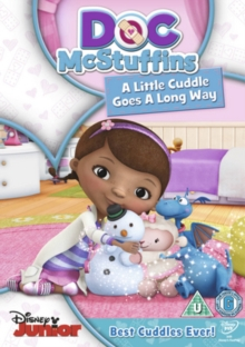 Doc McStuffins: A Little Cuddle Goes a Long Way, DVD  DVD