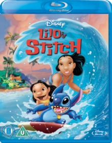 Lilo and Stitch, Blu-ray  BluRay