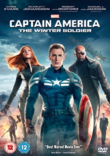 Captain America: The Winter Soldier, DVD  DVD