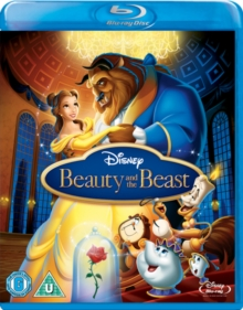 Beauty and the Beast (Disney), Blu-ray  BluRay
