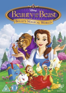 Beauty and the Beast: Belle's Magical World, DVD  DVD