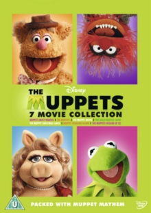 The Muppets Bumper Seven Movie Collection, DVD DVD