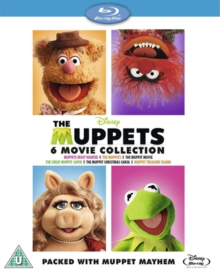 The Muppets Bumper Six Movie Collection, Blu-ray BluRay