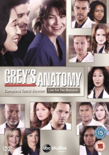 Grey's Anatomy: Complete Tenth Season, DVD  DVD