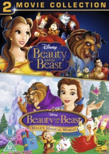 Beauty and the Beast/Belle's Magical World, DVD  DVD